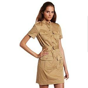 Trina Turk Kenya Mini Safari Dress